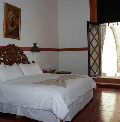 Junior Suite Hacienda Vista Hermosa