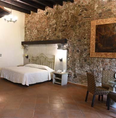 Suite Presidencial Hacienda Vista Hermosa