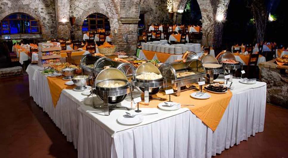 Restaurante Hacienda Vista Hermosa